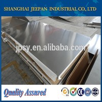 Cold rolled 2B BA finish stainless steel sheet 304L