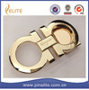 top quality gold plated custom belt buckle,metal belt buckle wholesaler in china