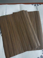 wenge veneer wood for bedroom furniture