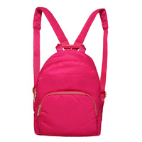 Most Popular Fashion Red Color bag Casual Elegant Women Travel Backpack