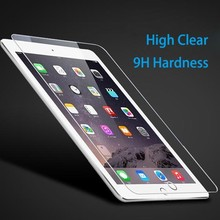 High quality Anti-scratch universal protective film can CUSTOM made tempered glass screen protector for ipad mini 4