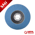 Aluminum oxide,calcined,zirconia flap abrasive disc for stainless steel