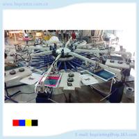 Digital textile printing equipment