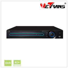 WETRANS XVR5208D 5 in 1 Hybird for IP/AHD/TVI/CVI/ Analog Camera 8 Channel CCTV 1080P Security System DVR
