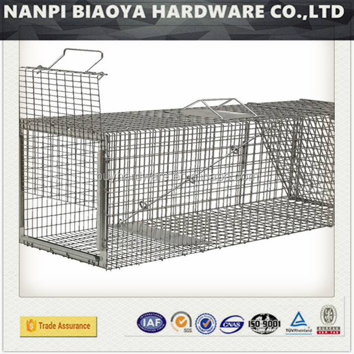 China customized outdoor large dog kennel /large animal cages for sale