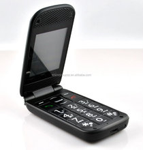 2.2'' big button very low price wcdma 3g mobile phone dual sim dual standby flip mibile phones