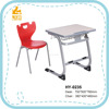 HY0235 cheap high/primary school desk and chair for Middle East