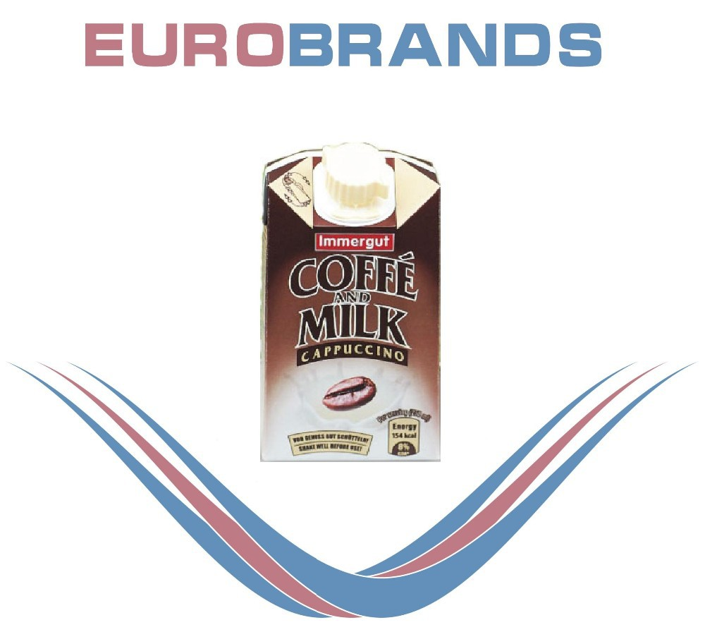 Coffee and Milk Cappuccino, 250ml.