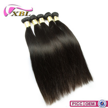 One Donor Cut Below 18 Young Girls Wholesale Virgin Peruvian Hair Extension