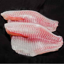 Farm Raised Frozen Tilapia Fillet