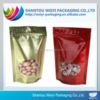 FDA Grade plastic aluminum foil bag for packing dry food
