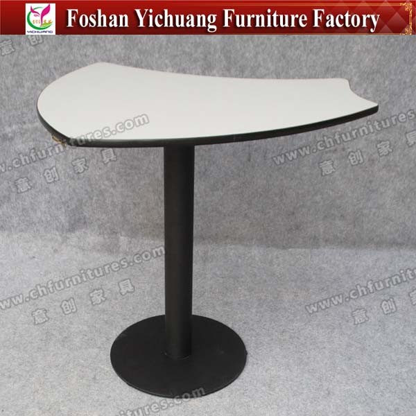 Irregularly shaped table sectional table with 5 piece YC-T6001