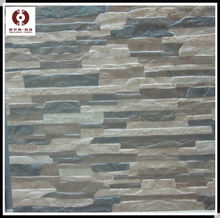 2012 new design pocelian out door wall brick stone look tile 661