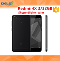 "New !! Xiaomi Redmi 4X MIUI 8 Octa-Core 1.4GHz 5.0"" 32GB HD screen 13MP 4G Smartphone"