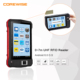 Corewise 7'' Industrial 3G tablet PC with NFC Reader /Fingerprint Sensor/ label printing barcode printing