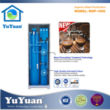 Auto Control Electric RO1000 Lph Home Water Purifier Machine Price For Commercial