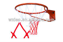 Iron basketball net