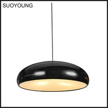 Restaurant hotel projects dining room decoration modern pendant light (MD8019-1L)