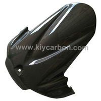 Carbon rear hugger motorcycle part for Suzuki gsxr1000 fairing
