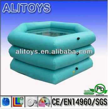 hot sale commercial large inflatable swimming pool toys