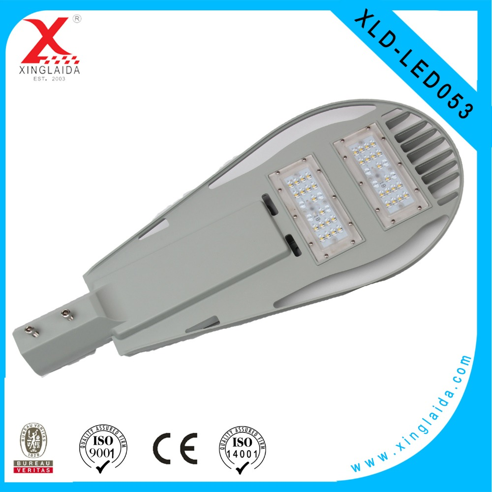 street led light lamp 30w light 100w cases shell sheild