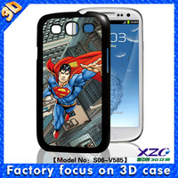 3d sublimation case for samsung s3,supply fancy case for samsung galaxy s3