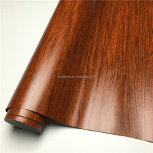 Best Quality Rosewood Wood Grain Decal Vinyl Wrap Film Sticker For Floor Furniture Car Interior