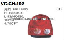 Tail Lamp For Chevrolet Chevy C2