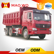 Howo 6x4 used dump truck for sale in united states