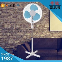 16 Inch Electrical Air Cooling Outdoor Pedestal Standing Up Fan with Timer