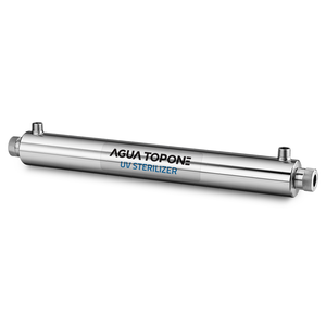 Agua Topone 25w 6GPM ultraviolet uv water sterilizer disinfection