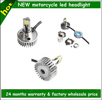 Driving 4 led 4300k 5000k 6000k high/low H4,H6,H7 motorcycle led driving lights