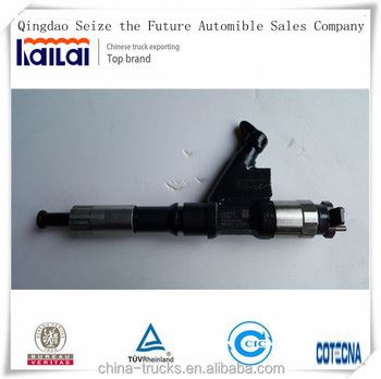 080010 Sinotruk Spare Parts Diesel Engine Injector Fuel Injector For Sale