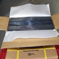 Cut Wire Soft Black Annealed Binding