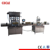 FA4-2600 bottle filling capping and labeling machine, small complete beverage product line
