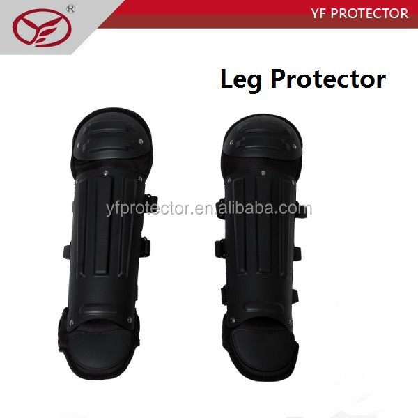 flexible military and army use anti riot suit/leg protector price