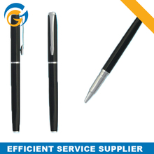 Customized National Style Roller Metal Ball Point Pen with Logo Display Pen Box