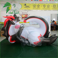 Hongyi Inflatable Cartoon Type Toy , Inflatable Sexy Dragon Animal With SPH