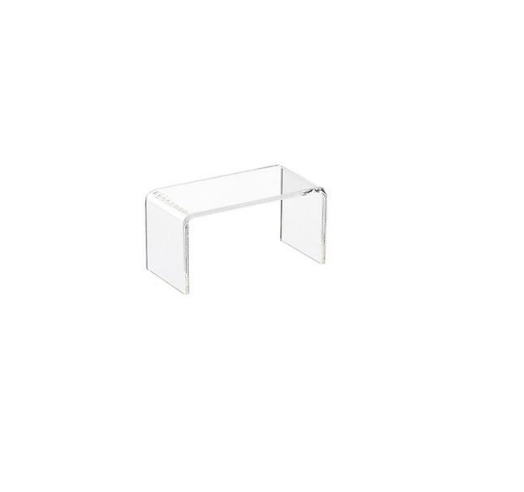 Clear acrylic holder acrylic display stand for shop