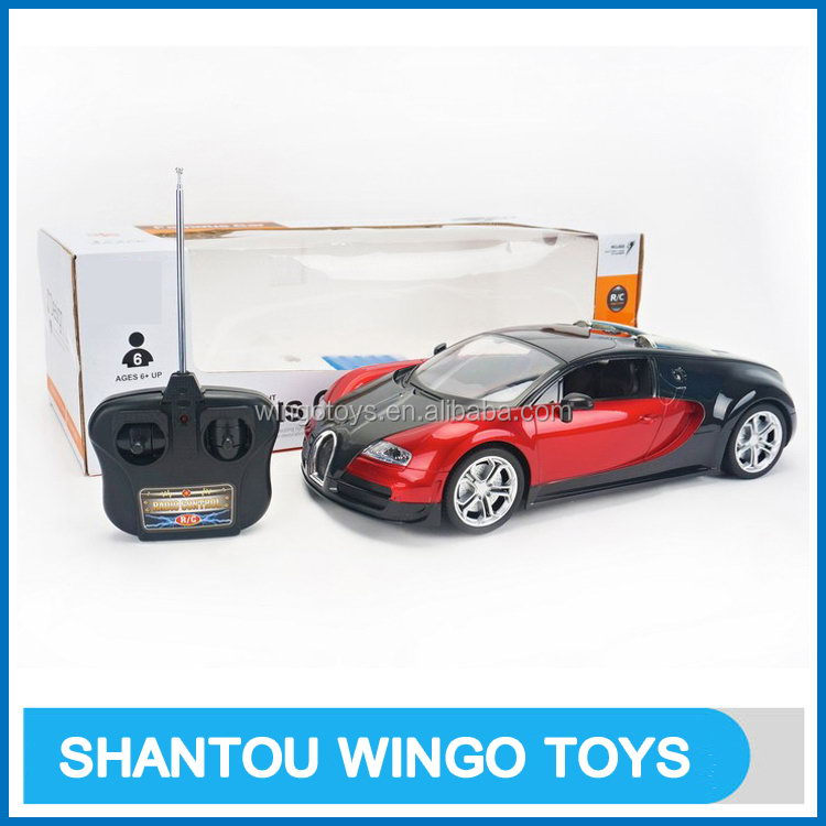 Fashion new arrival tin rc car remote control rc car toy car