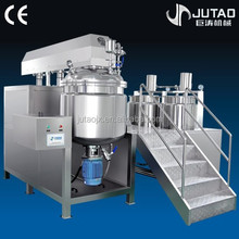 Cosmetic facial cream making machine
