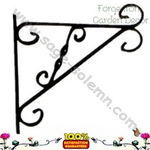 Ornamental Metal Hanging Bracket