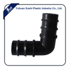 Plastic irrigation black PP PE Elbow hose fitting