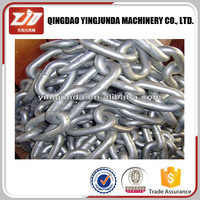 DIN766 chain galvanized link chain welded link chain wholesale
