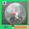 Plastic water drop stress ball, float ball water level splash water ball