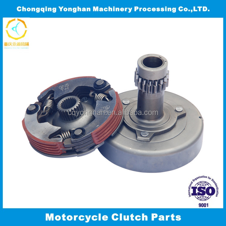 Excellent quality EX5 primary clutch assembly/one way clutch and clutch for honda motorcycle