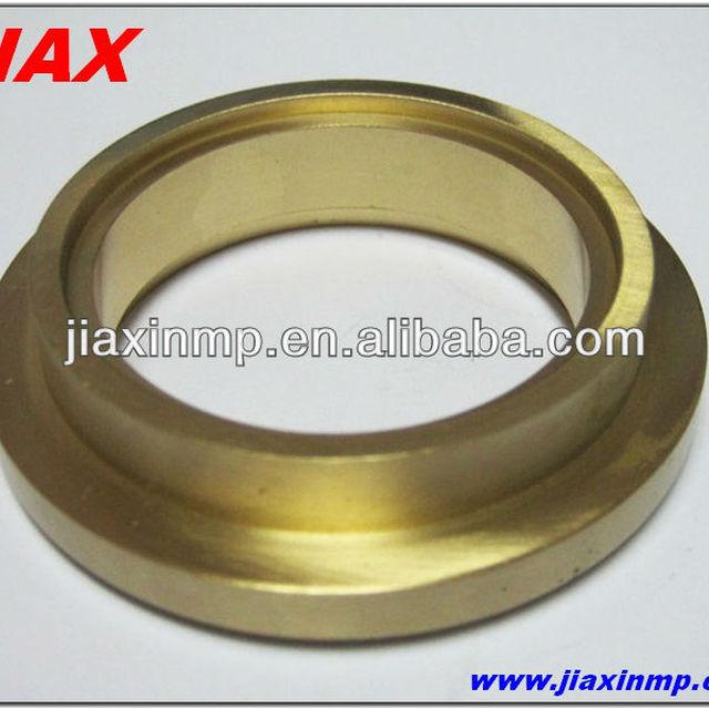 precision custom made brass valve parts