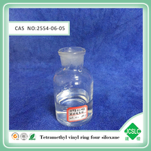 Liquid flame retardant fire blanket silica gel the raw materials of Tetravinyl tetramethyl cyclo tetrasiloxane