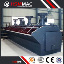HSM Proffesional Separator Graphite Ore Froth Flotation Machine