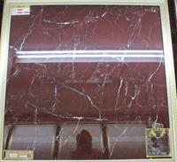 Chinois Red Jade Carrelage Marble Floor Tiles